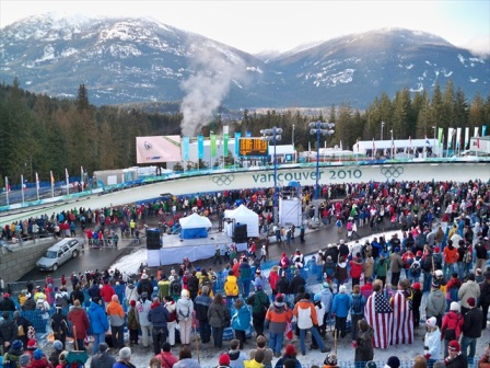 Post image for Greetings from the Vancouver 2010 Olympics!