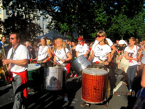 Post image for Berlin 2011:  Carnival of Cultures