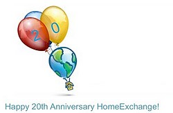 Post image for HomeExchange.com Celebrates 20 Years